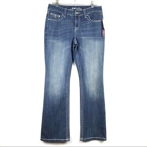 Inc Regular Boot Cut Jeans Size 10 NEW